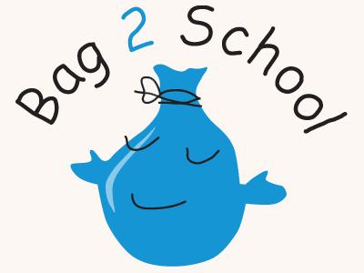Bag2School inzamelingsactie - Wolfert Tweetalig