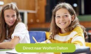 informatie aanmelden Wolfert-scholen