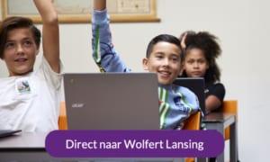 Kennismaken Wolfert Lansing